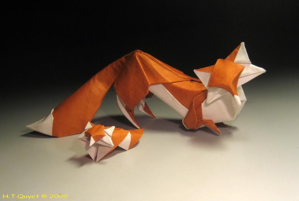 Cáo / Fox - Hoàng Tiến Quyết