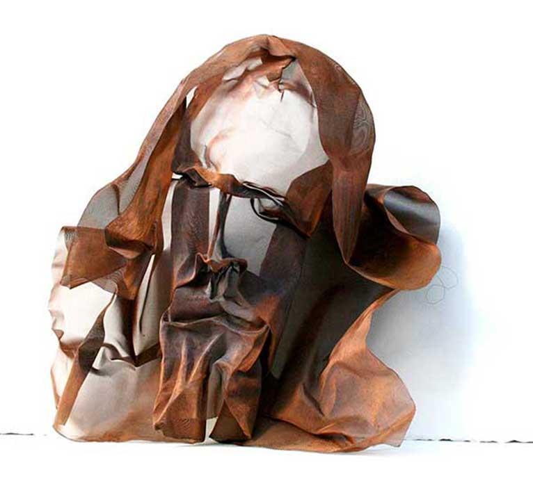 Khuôn mặt bằng lưới thép - Đinh Trường Giang